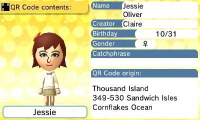 jessie details